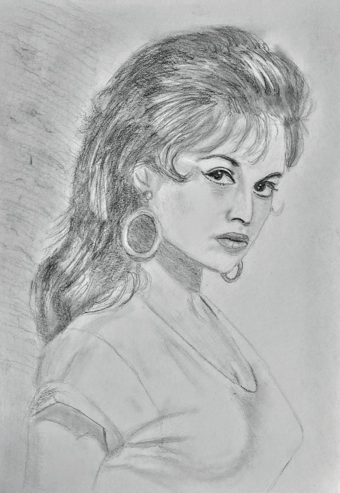 Brigitte Bardot par paulb